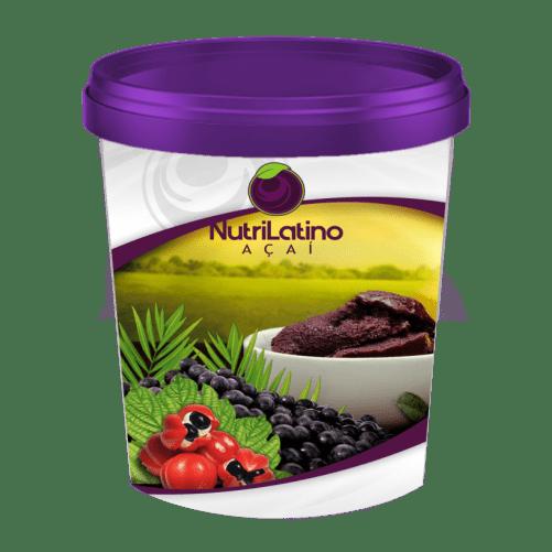 Mix Açaí  Nutrilatino Pote 500ml