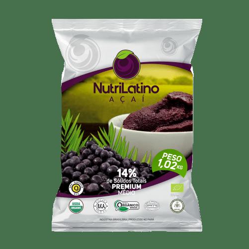 Mix Açaí  Nutrilatino 1kg